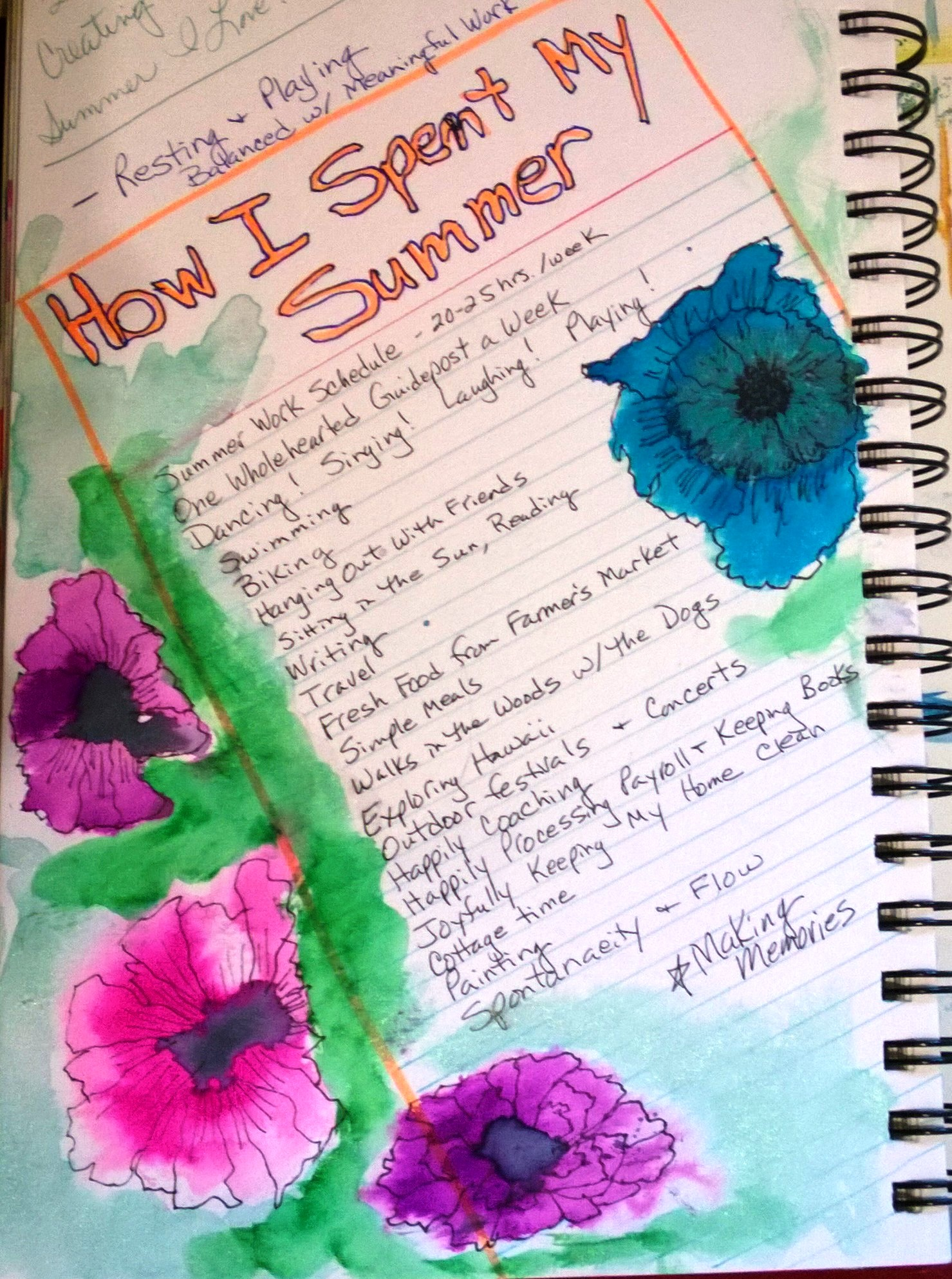 essay on summer holidays for kids